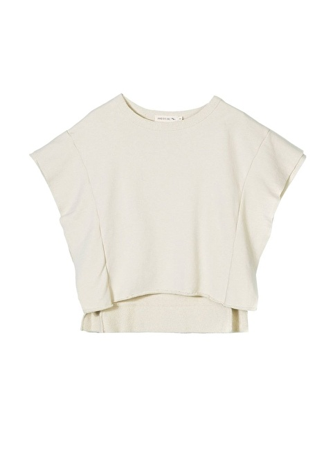 Andorine Sweatshirt Sarı
